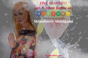 Strawberry Shinigami