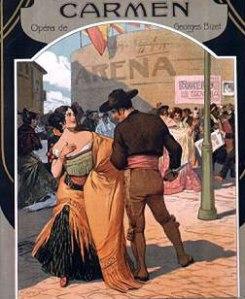 Sevilla-El Mito de Carmen la Cigarrera